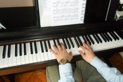 Piano Collections is creating Music videos, Sheet music