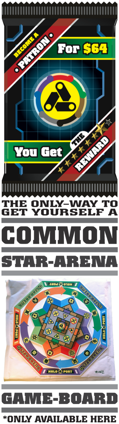 PJay _BabyAngel_ Frith is creating The StarArena, A Cyber