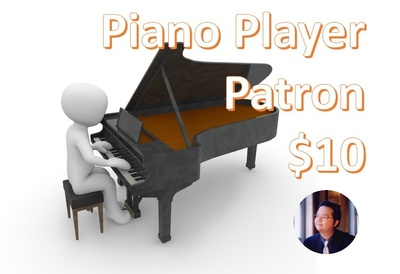 Michael KL Lee is creating Piano Music and Videos | Patreon
