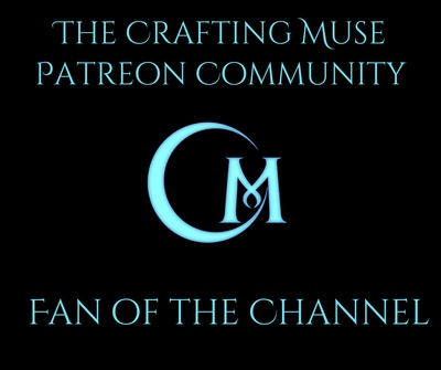 The Crafting Muse is creating tutorial videos for your TTRPG