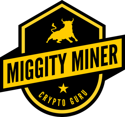 Miggity Miner is creating Crypto Currency Youtube Videos