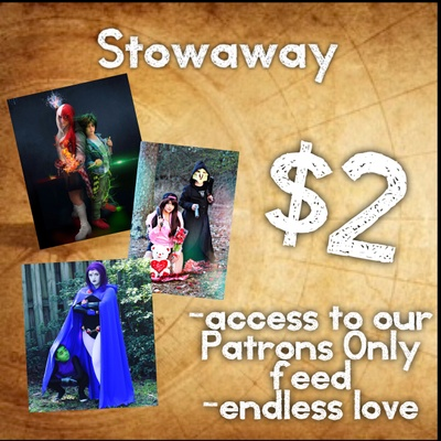 JnL Adventures is creating Cosplay, Photo Sets & more! | Patreon