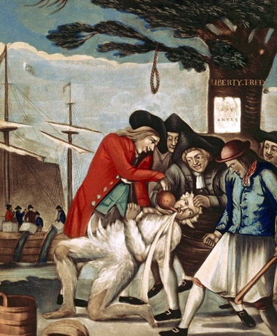 American Revolution Podcast by Michael Troy is creating
