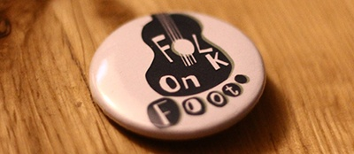 Folk On Foot badge