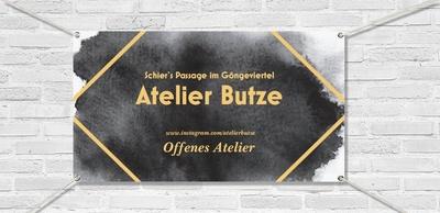 Atelier Butze - Schier`s Passage in Hamburg's Gängeviertel