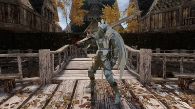 Dualsun is creating Illustration, Animation Video, Skyrim