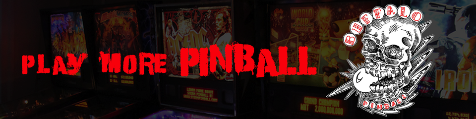 Bro, do you even talk pinball? podcast Ep  41: Jurassic Park