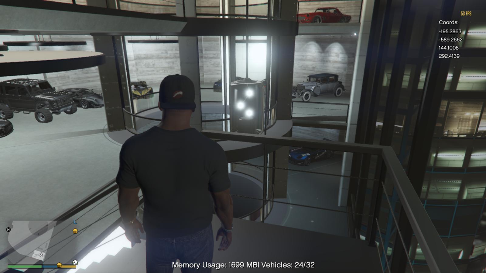 Arcadius office garage to sp w i p gta5 forums for Garage ww auto