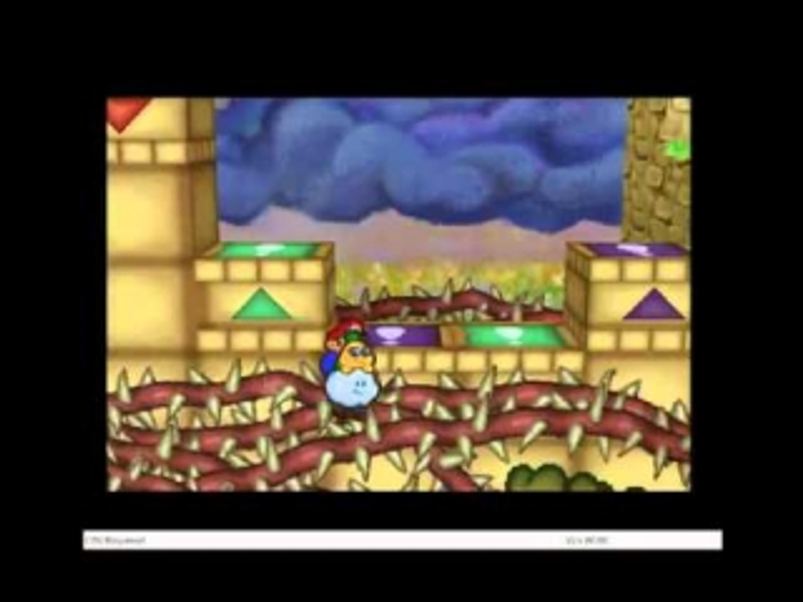 Lets Play Paper Mario 36 Saving Flower Fields Feat Napoleon Dynamite