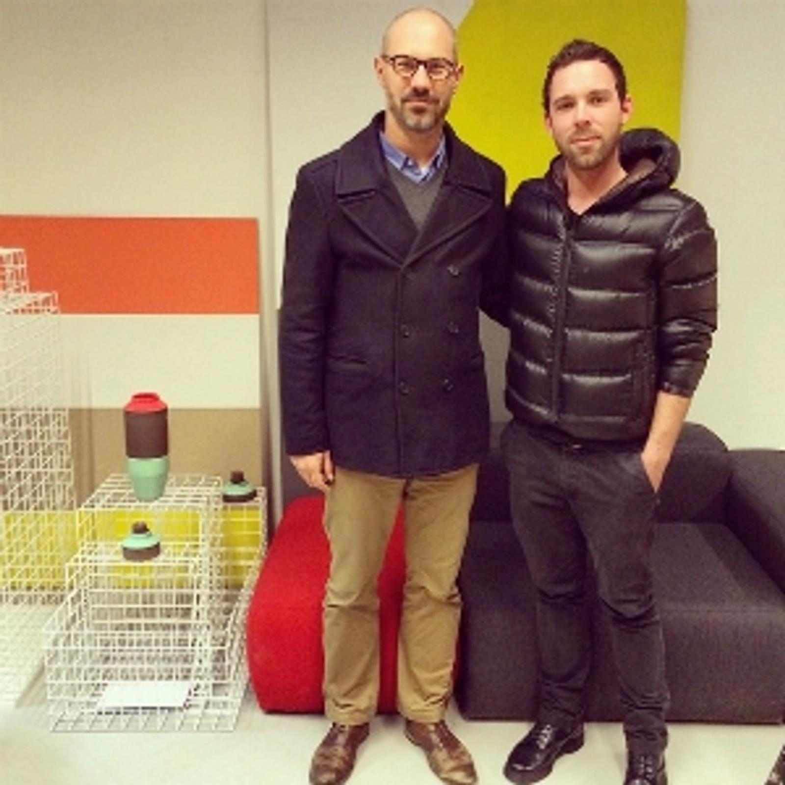 Bence Simonfalvi Interior Designer Position Collective Episode 25