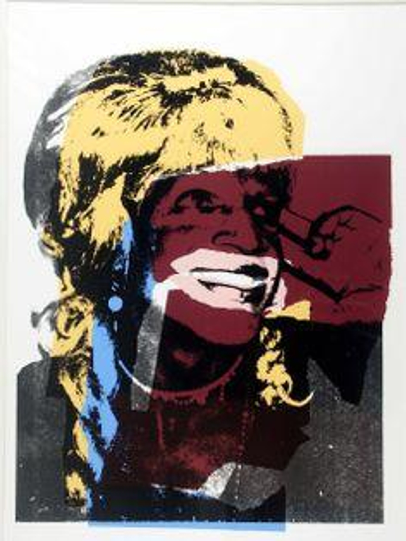 Image result for marsha p johnson warhol