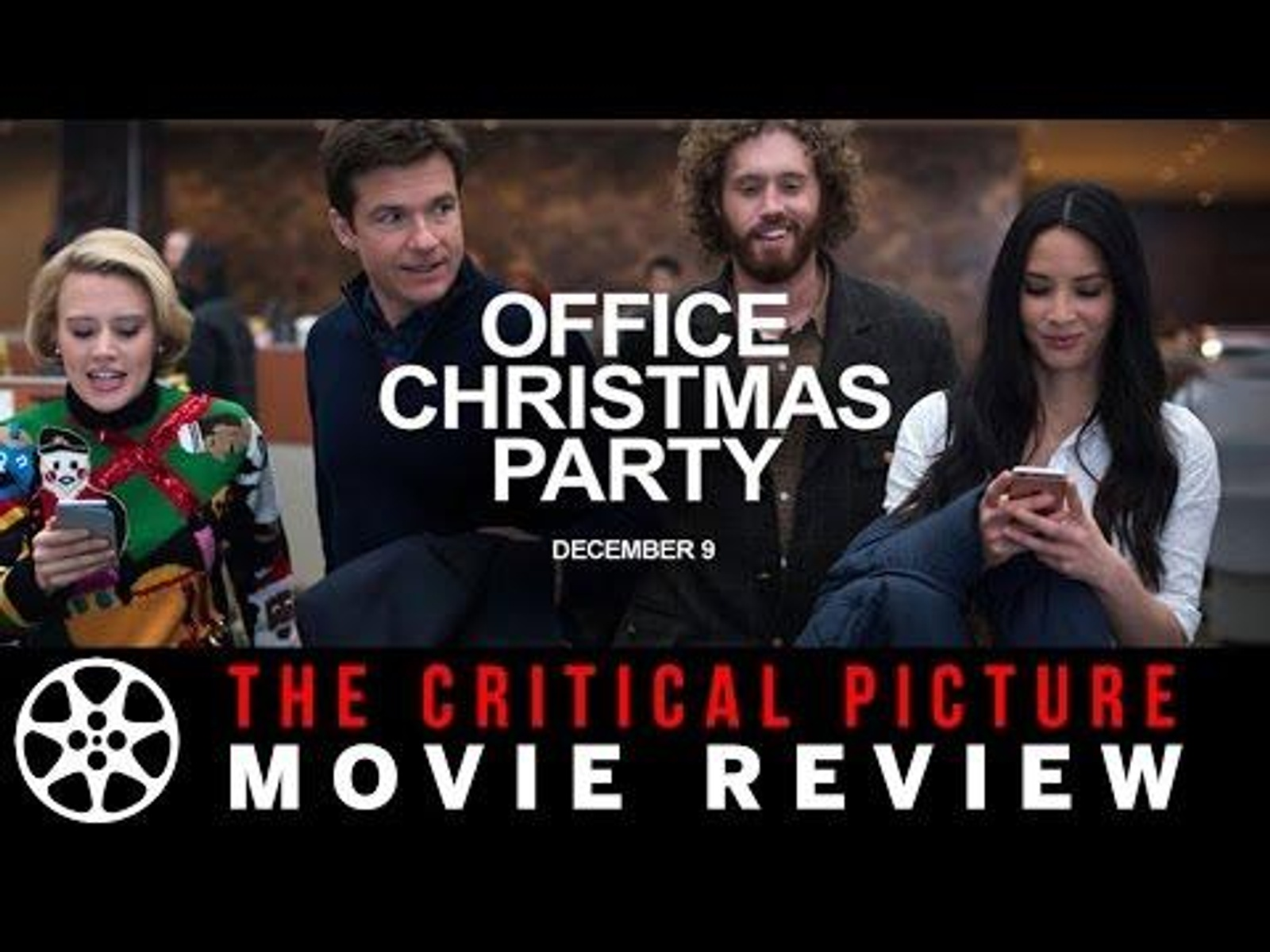 Office Christmas Party movie review | Chris Shelton on Patreon