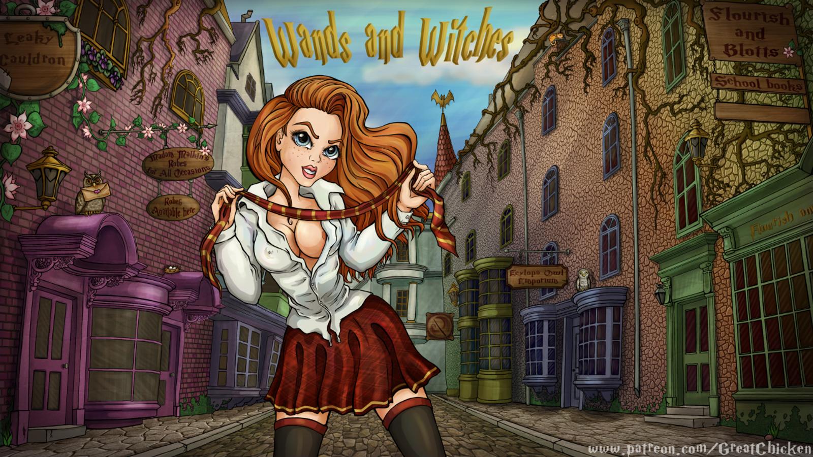 akabur witch trainer