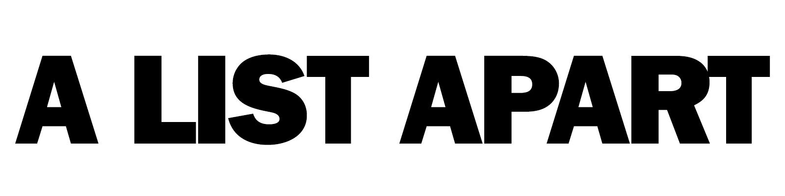 نتيجة بحث الصور عن http://alistapart.com