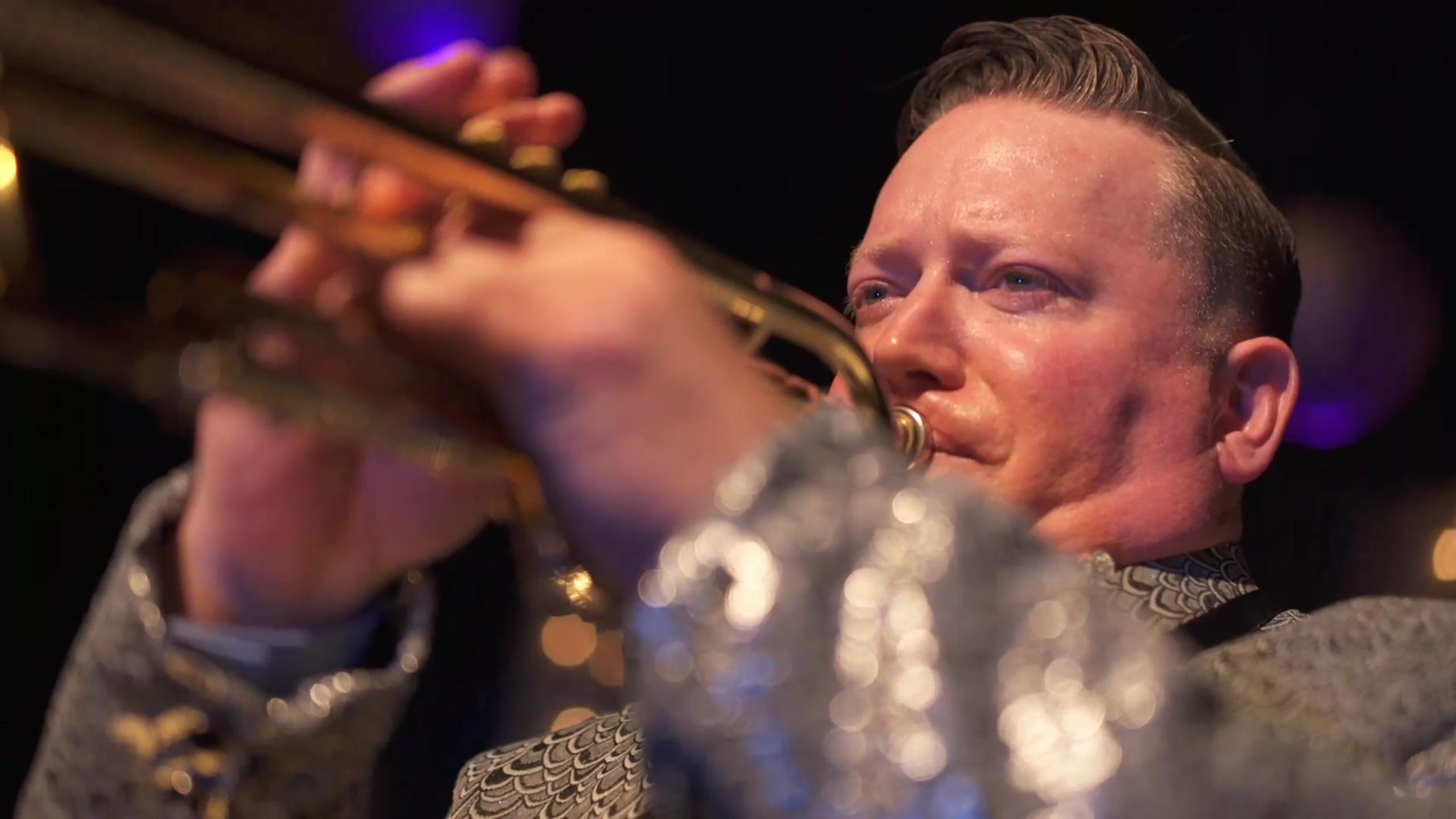 Kurt Thompson is creating Trumpet Lesson Tutorials and Performances