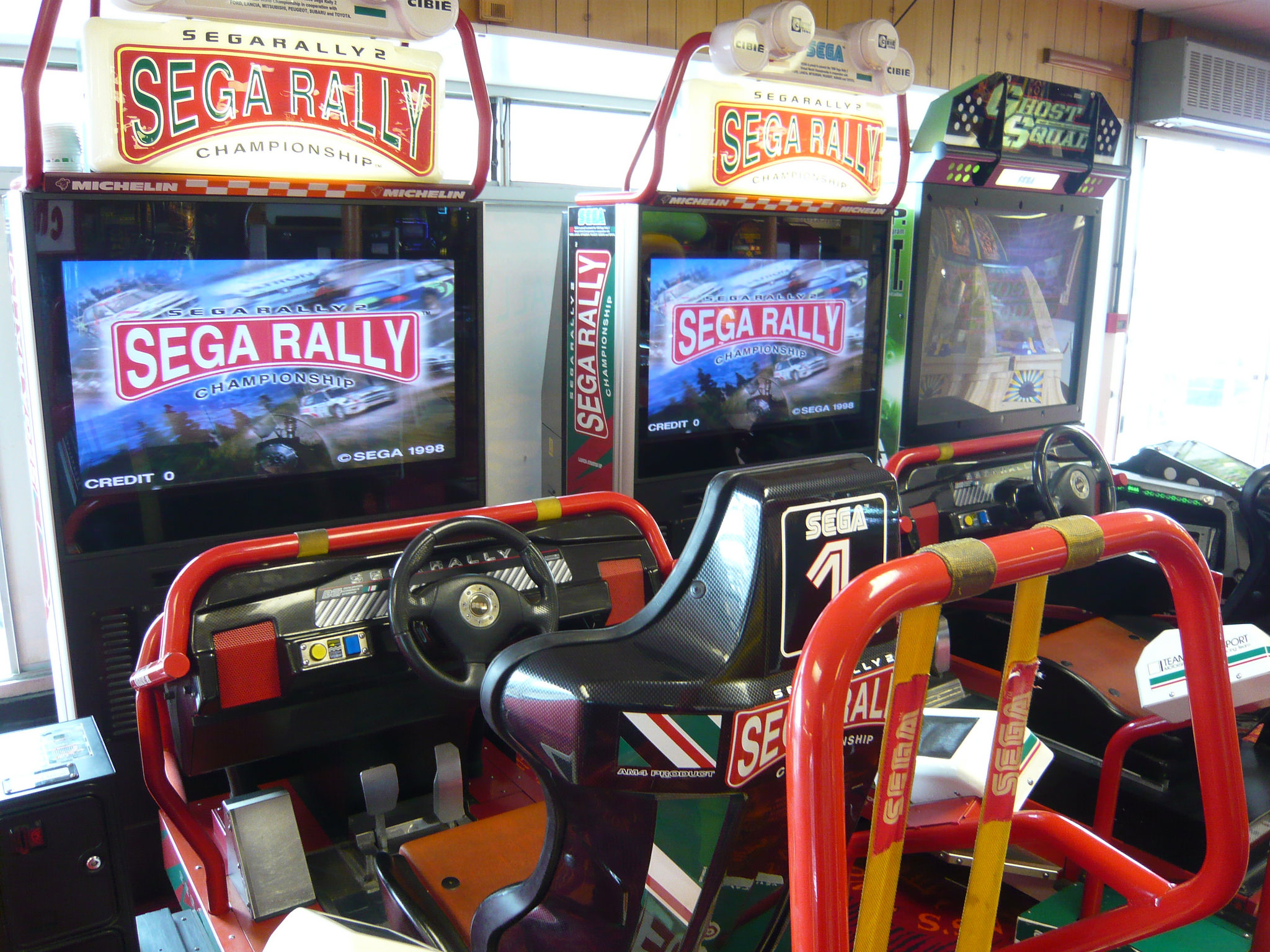 UK ARCADES is creating VIDEO GAMES, EMULATION, UK ARCADE TOURS