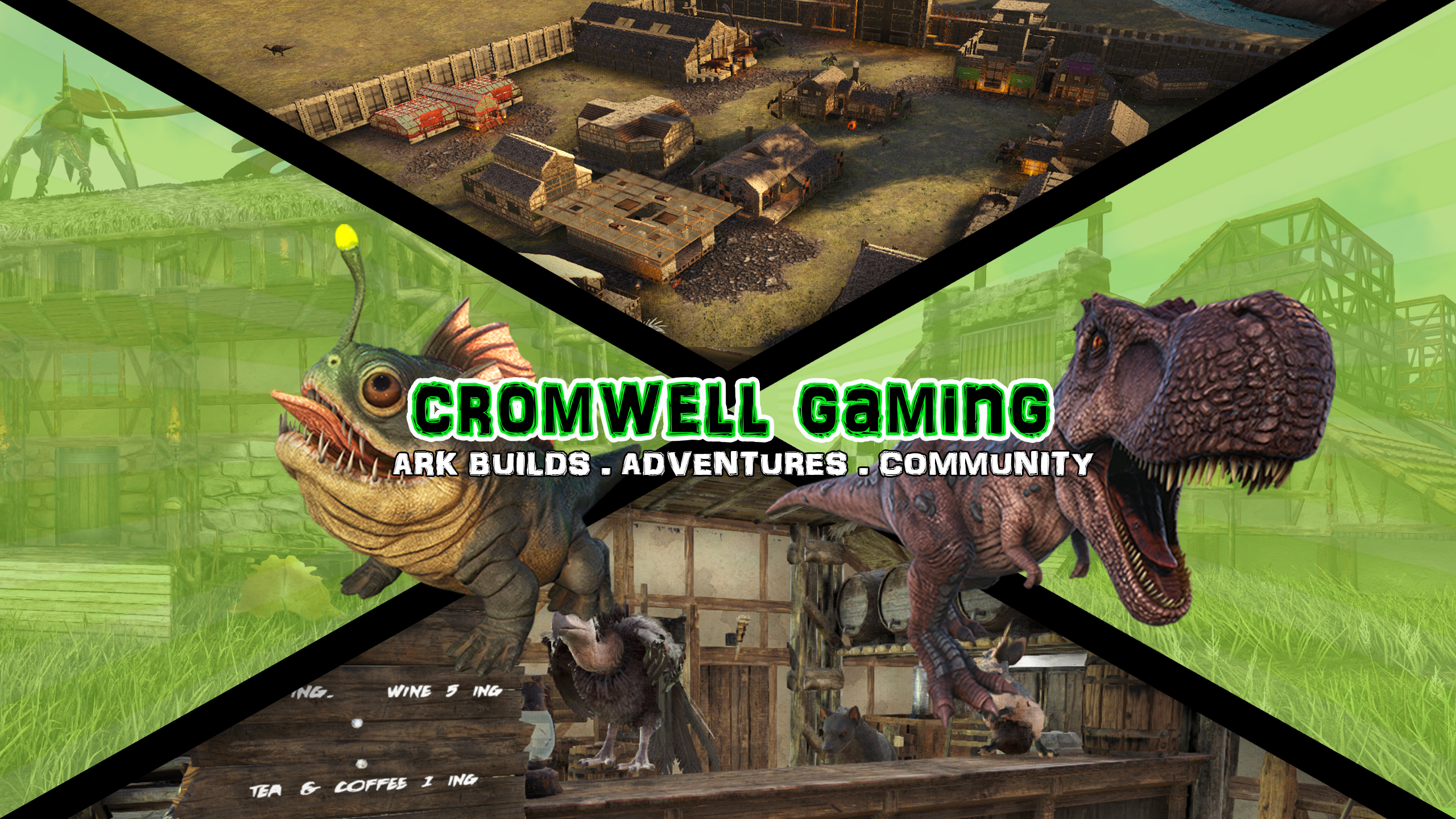 Cromwell Gaming Is Creating Ark Pvprp Server Balanced Boosted