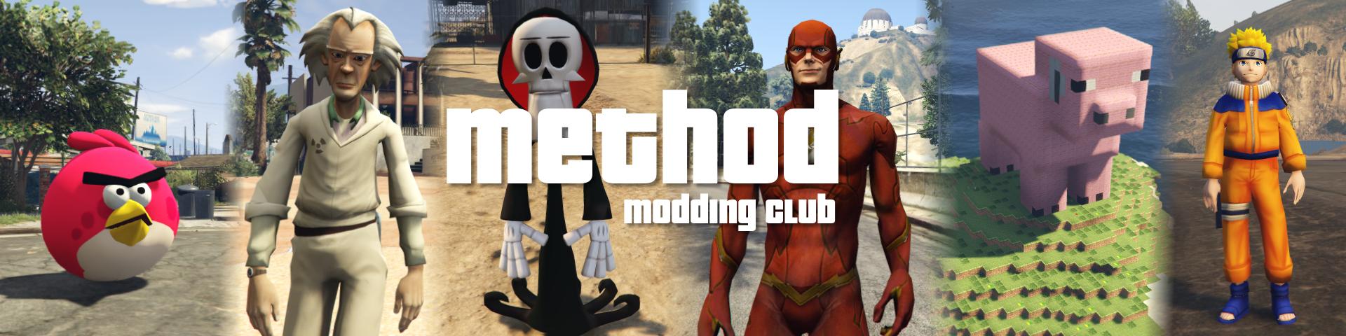 Meth0d is creating GTA V Mods | Patreon