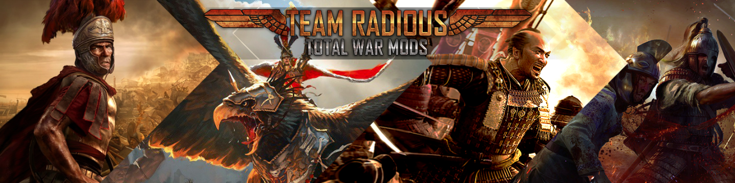 Team_Radious is creating Mods and a Modding Community | Patreon